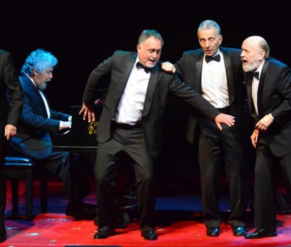 Orfeo: Les Luthiers